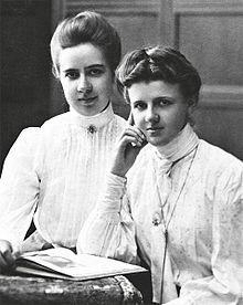 Adelheid und Marie Torhorst