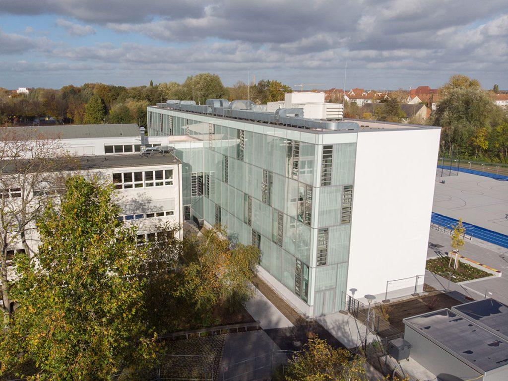 Torhorstschule Luftbild